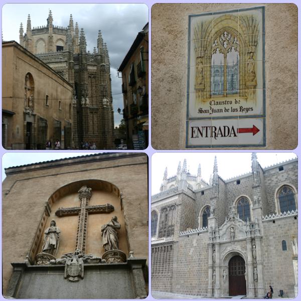 산 후안 데 로스 레예스 수도원