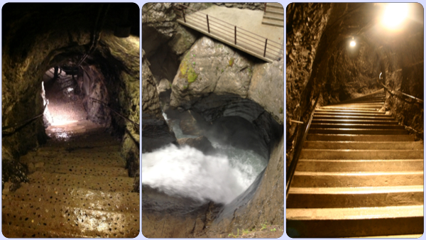 폭포 계단1